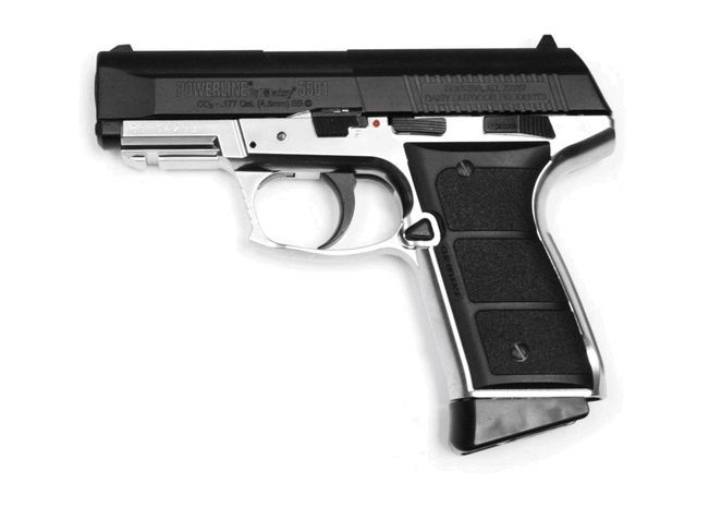 PISTOLA DE CO2 DE AIRE COMPRIMIDO DAISY 5501 BLOWBACK POWER LINE