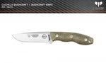 160-FC Mod. BS9 QUERCUS (Kit Completo) Cudeman Bushcraft knife
