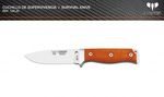 Cuchillo táctico de supervivencia referencia 120-JC MT-5 Böhler Kit Completo Cudeman