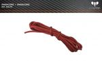 Paracord color red reference 649-PR Cudeman