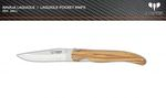 Laguiole pocket knife reference 349-L Cudeman
