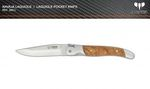 Laguiole pocket knife reference 350-L Cudeman