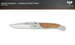 Laguiole pocket knife reference 353-L Cudeman