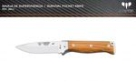 Tactical Survival Knife reference 384-L MT-4 Cudeman