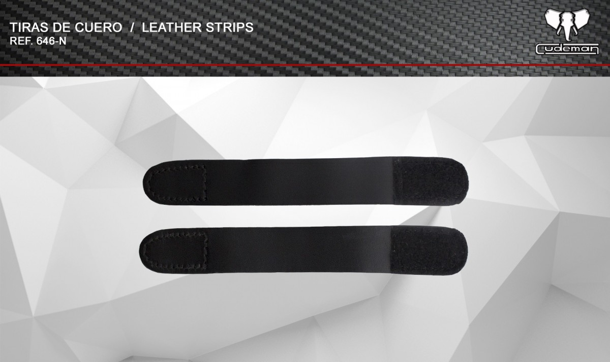 Leather strips reference 646-N Cudeman