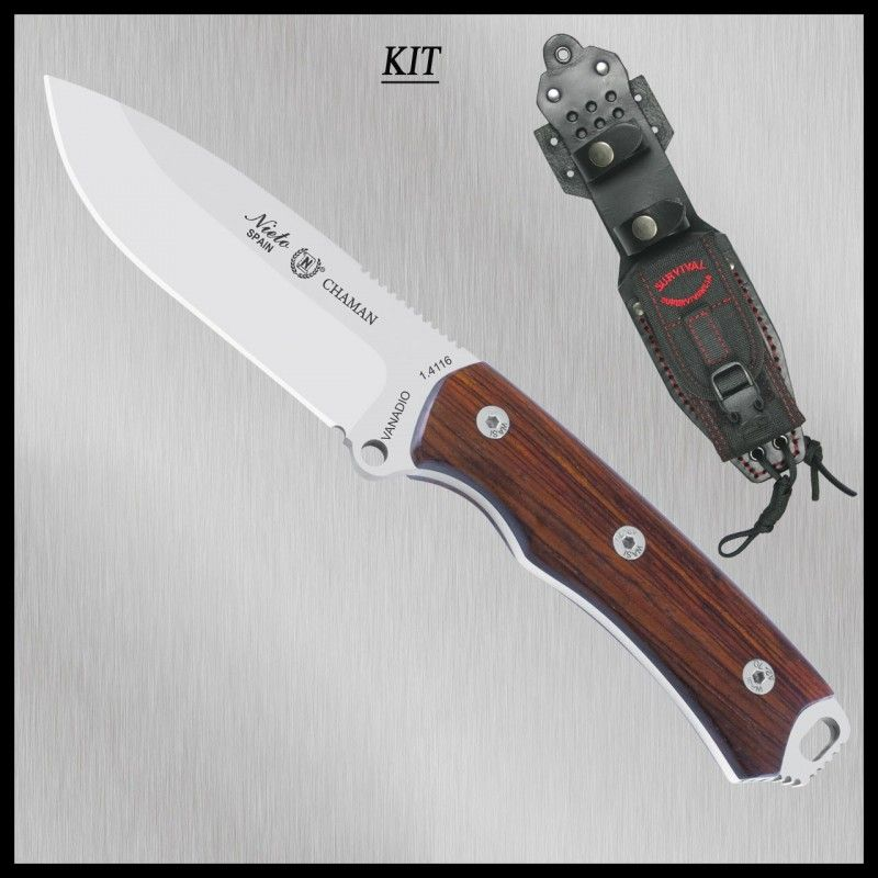 Nieto tactical knife CHAMAN 140-CK