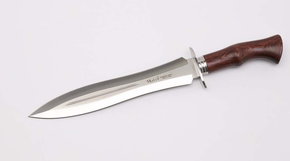 AGARRE 24-R KNIFE. HUNTING AND MOUNT KNIVES.