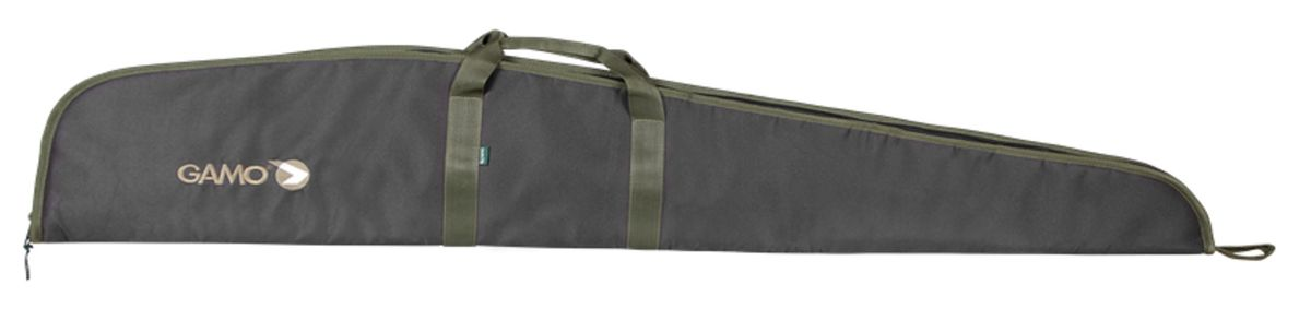GAMO BLACK AND GREEN CASE FOR AIRGUNS