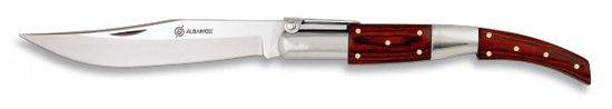 Pocket knife ARABE CARRACA N�2 Red stam. 12 cm