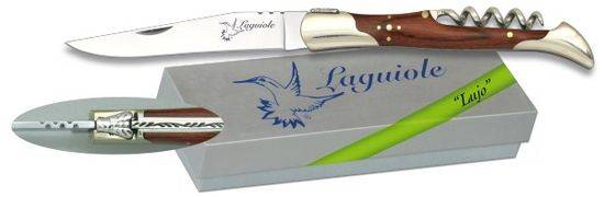 Pocket knife LAGUIOLE Nickel silver/Stamina 9 cm