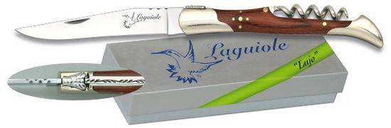 Pocket knife LAGUIOLE Nickel silver/Stamina 9.5 cm