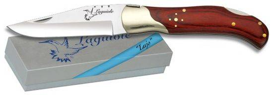 Pocket knife LAGUIOLE Pakkawo