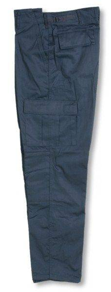 Pantalon M-65. Color: AZUL. Talla: 38