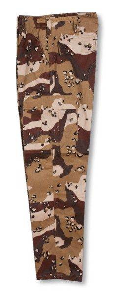Trousers M-65 Colour: Desert-Camo