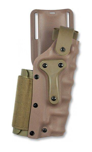 Funda ABS.BARBARIC FORCE.M92-1911.Coyote