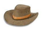 Hat Leather. XL