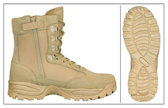 BOOT TACTICAL BARBARIC.COOLMAX