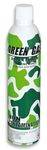 Gas bottle 1100 ml GREEN