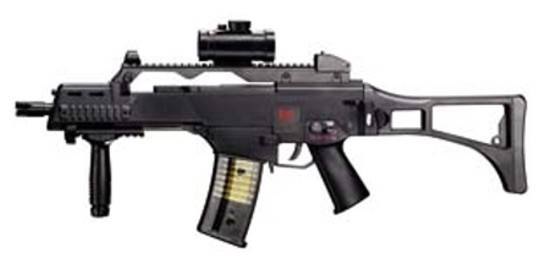 AIRSOFT DUAL POWER H&K FUSIL
