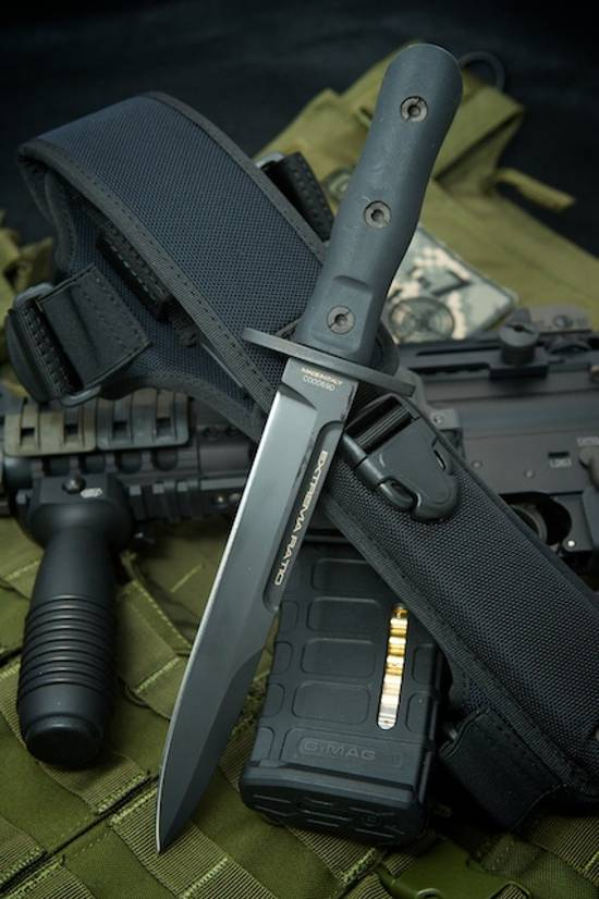 Extrema Ratio Knife 39 09 Operativo Of The Italian Forces