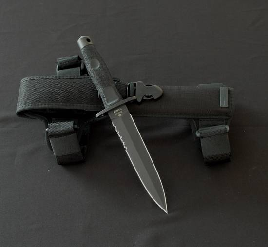 Extrema Ratio Adra Force Dagger Of The Special Unit Of The