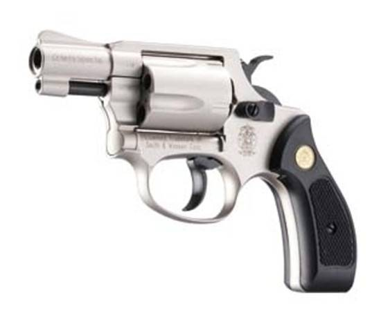 Blank Firing S&W Chief Special Pavon Revolver  Cal 380 (9mm RK)