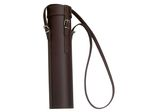RIFLESCOPE LEATHER POUCH 35 CM TOTAL LENGTH