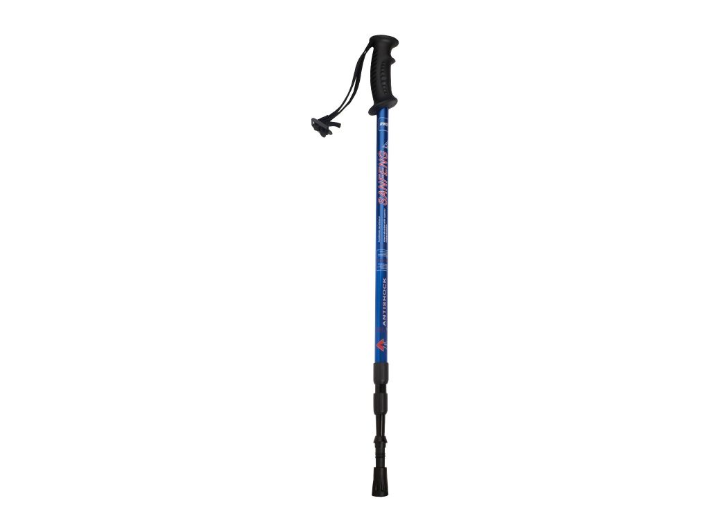 3 EXTENSIONS BLUE HIKING POLE