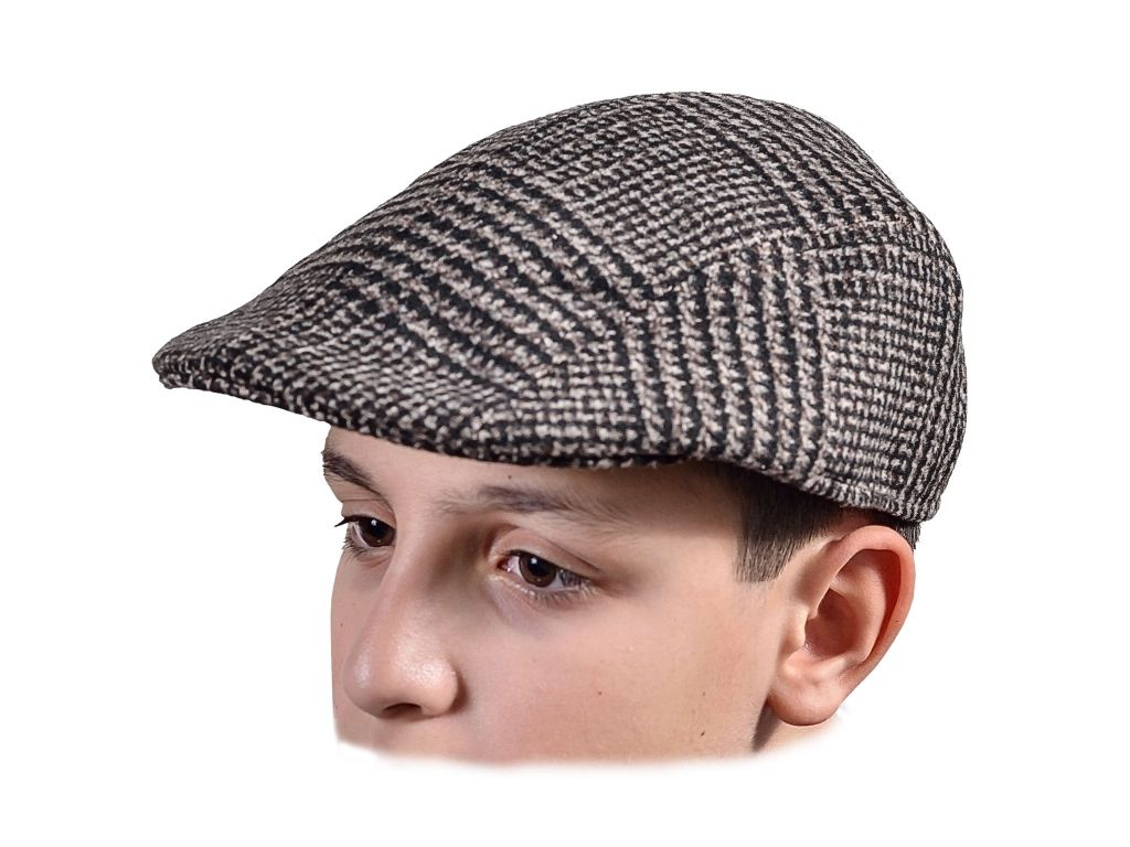 WOOL BLENDED CAP