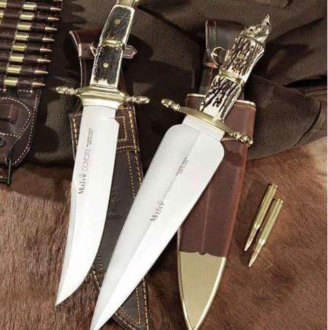 Elegir un cuchillo de remate