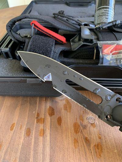 Cuchillo de buceo Ultramarine