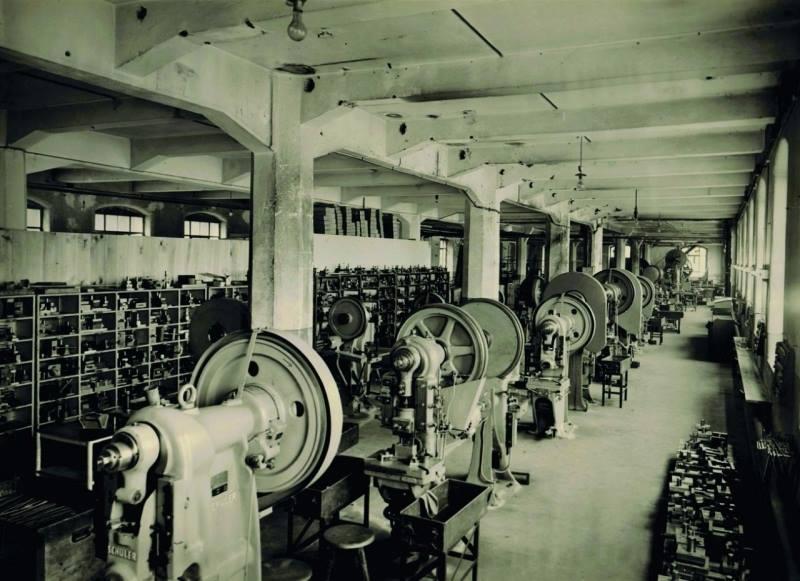 Fábrica de carabinas Diana