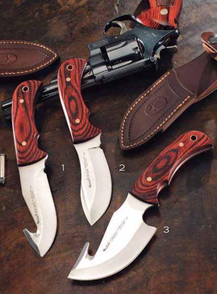 Cuchillos desolladores