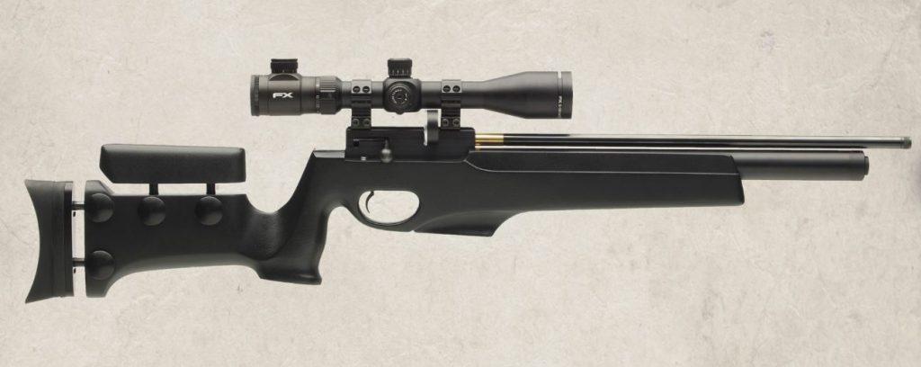 Carabinas FX para Field Target