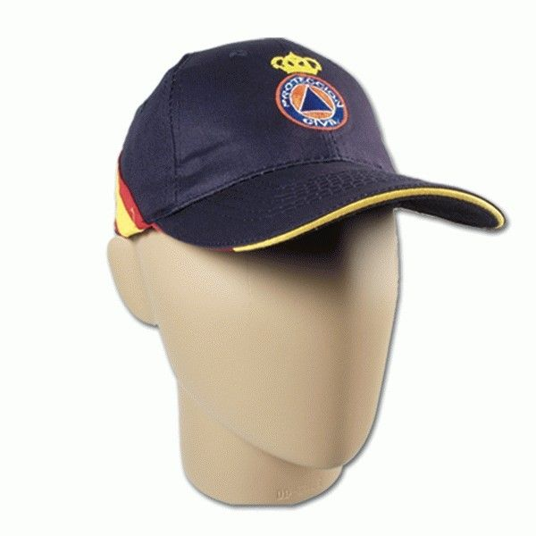 SPAIN CIVIL PROTECTION CAP
