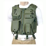 TACTICAL VEST CORDURA