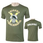 CAMISETA BRIGADA COLOR
