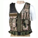 TACTICAL VEST FORAVENTURE GIRDED