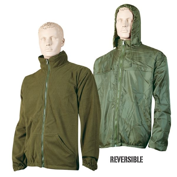 WATER JACKET POLAR REVERSE