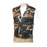 CHALECO CAZA DOBLE MORRAL