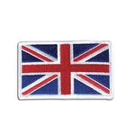 EMBROIDERY PATCH English flag