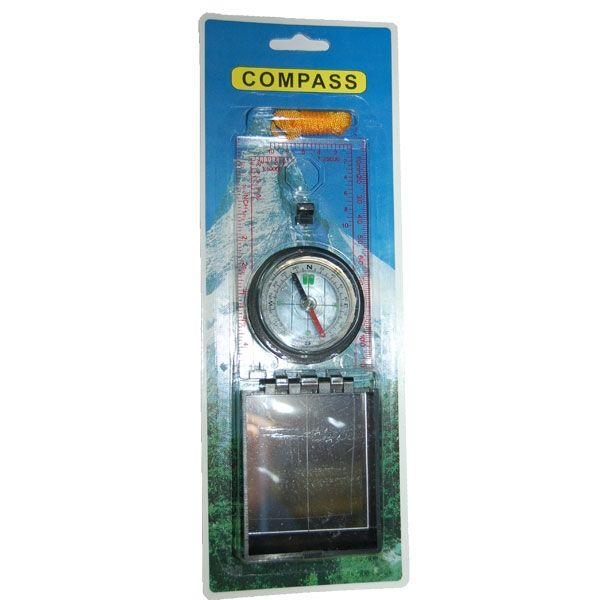 MAP COMPASS MIRROR FORAVENTURE M290