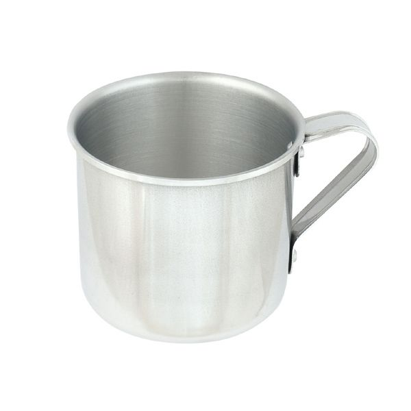 STAINLESS STEEL LADLE GLASS. 350 ML.