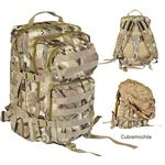 PIELCU MOLLE BACKPACK BACKPACK WITH COVER 50 L.