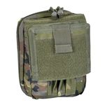 MOLLE BAG VELCRO map pockets