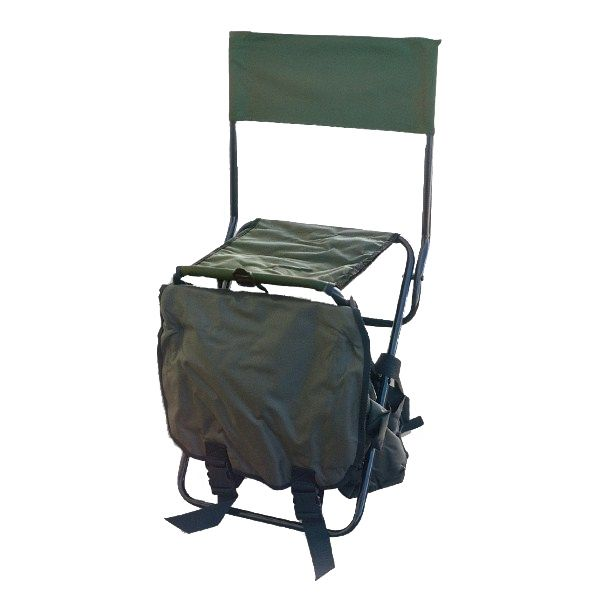 CHAIR BACKPACK WITH BACK