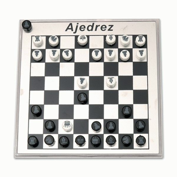 "MAGNETIC GAME ""CHESS"""