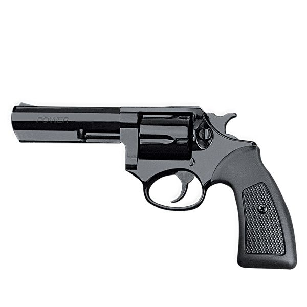 REVOLVER MOD. BLACK POWER .380 FRONTFIR