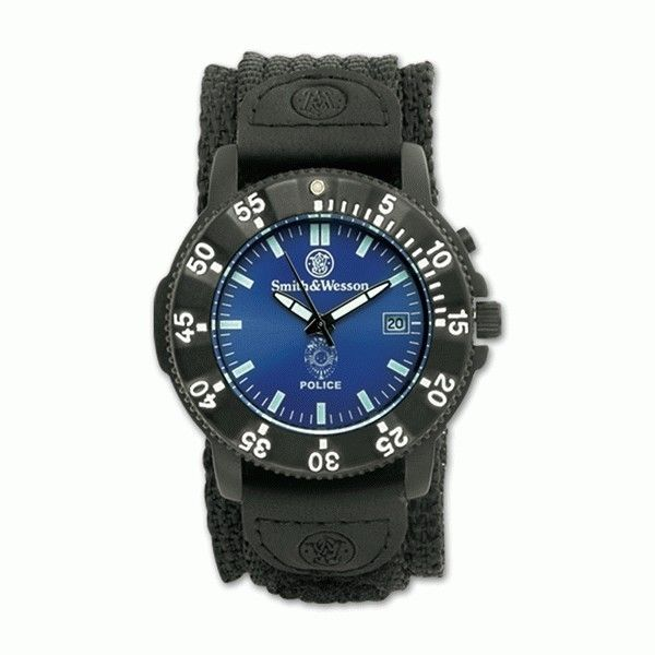 RELOJ SMITH & WESSON POLICE