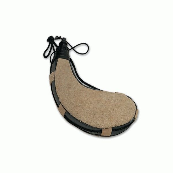 SUEDE LEATHER BOOT BENT 0.50 L.